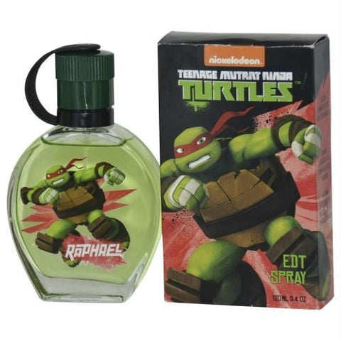 Teenage Mutant Ninja Turtles By Air Val International Raphael Edt Spray 3.4 Oz - AuFreshScents.Com