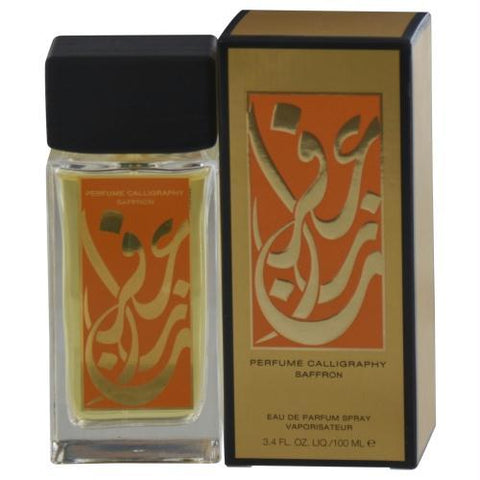 Aramis Calligraphy Saffron By Aramis Eau De Parfum Spray 3.4 Oz - AuFreshScents.Com