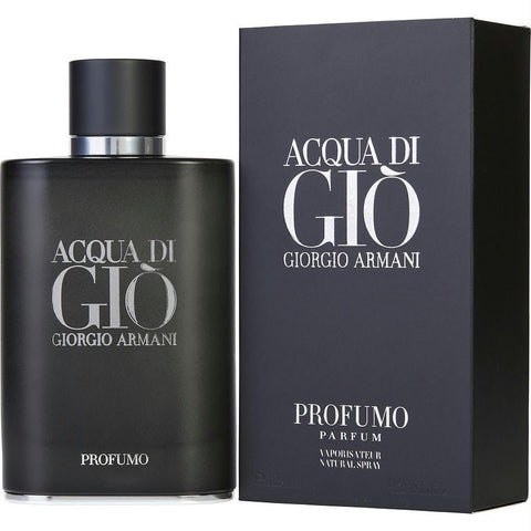 Acqua Di Gio Profumo By Giorgio Armani Parfum Spray 4.2 Oz - AuFreshScents.Com