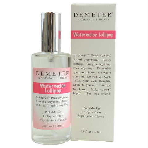 Demeter By Demeter Watermelon Lollipop Cologne Spray 4 Oz - AuFreshScents.Com