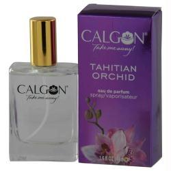 Calgon By Coty Tahitian Orchid Eau De Parfum Spray 1.6 Oz - AuFreshScents.Com