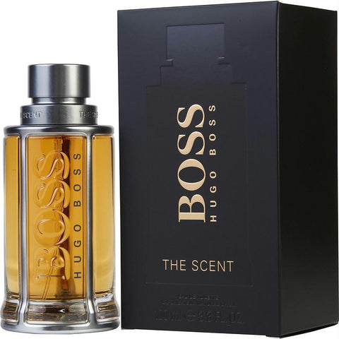 Buy Boss The Scent By Hugo Boss Edt Spray 3.3 Oz at AuFreshScents.com.com