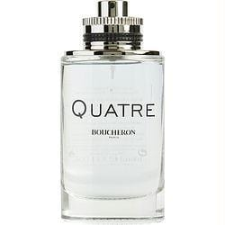 Boucheron Quatre By Boucheron Edt Spray 3.3 Oz *tester - AuFreshScents.Com