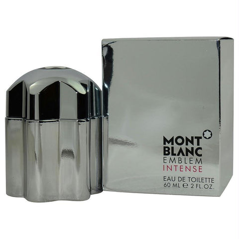 Mont Blanc Emblem Intense By Mont Blanc Edt Spray 2 Oz - AuFreshScents.Com
