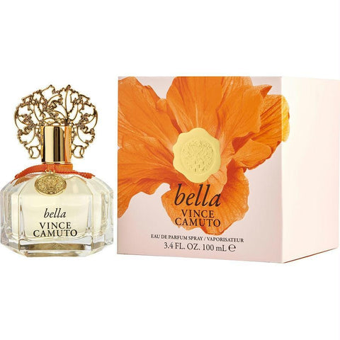 Vince Camuto Bella By Vince Camuto Eau De Parfum Spray 3.4 Oz - AuFreshScents.Com
