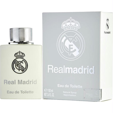 Real Madrid By Air Val International Edt Spray 3.4 Oz - AuFreshScents.Com
