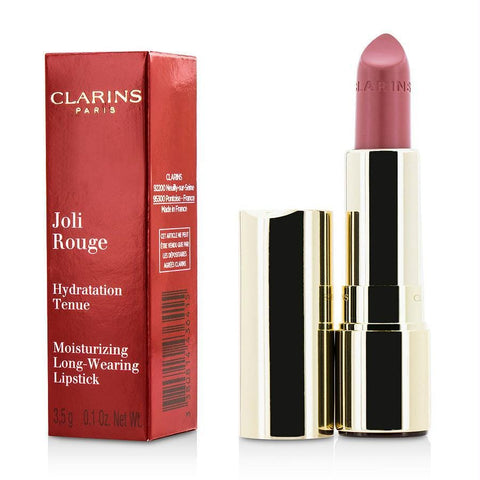 Clarins Joli Rouge (long Wearing Moisturizing Lipstick) - # 753 Pink Ginger --3.5g-0.1oz By Clarins - AuFreshScents.Com