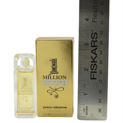 Paco Rabanne 1 Million Cologne By Paco Rabanne Edt .24 Oz Mini - AuFreshScents.Com