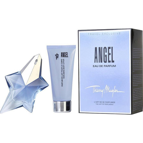 Thierry Mugler Gift Set Angel By Thierry Mugler - AuFreshScents.Com