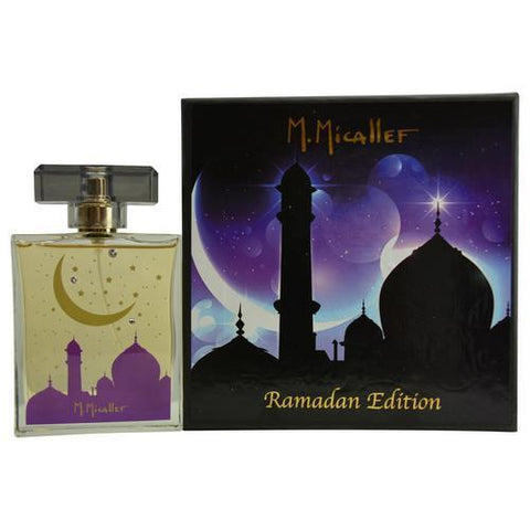 M. Micallef Paris Ramadan By Parfums M Micallef Eau De Parfum Spray 3.4 Oz - AuFreshScents.Com
