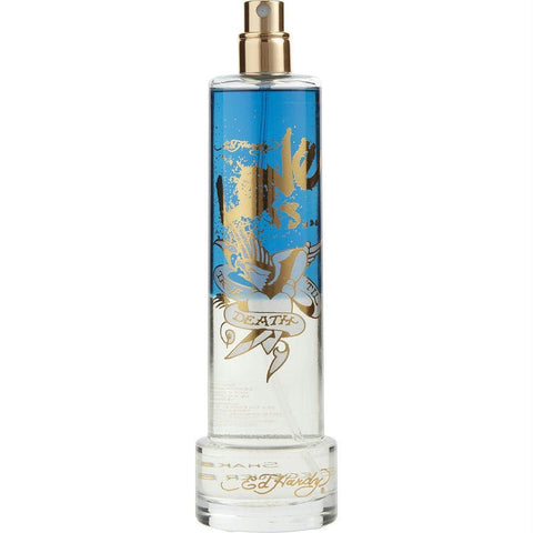 Ed Hardy Love Is By Christian Audigier Edt Spray 3.4 Oz *tester - AuFreshScents.Com