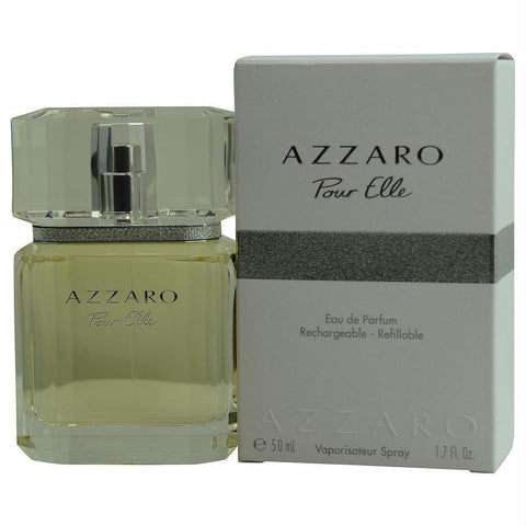 Azzaro Pour Elle By Azzaro Eau De Parfum Spray Refillable 1.7 Oz - AuFreshScents.Com