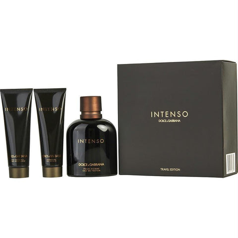 Buy Dolce & Gabbana Gift Set Dolce & Gabbana Intenso By Dolce & Gabbana at AuFreshScents.com.com
