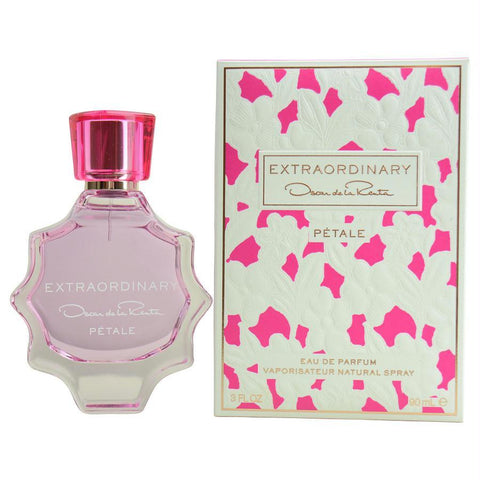 Extraordinary Petale By Oscar De La Renta Eau De Parfum Spray 3 Oz - AuFreshScents.Com