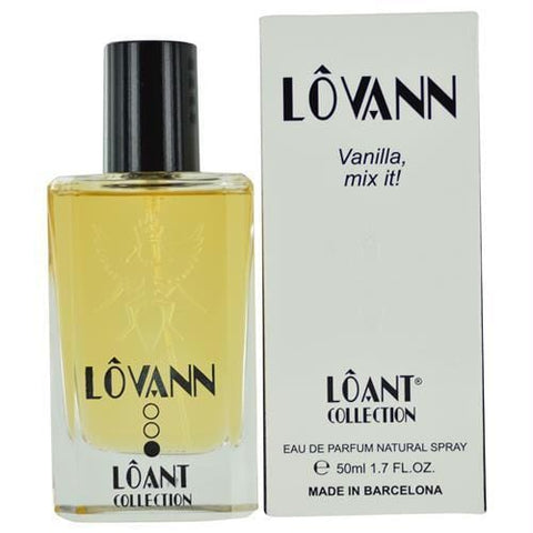 Buy Santi Burgas Loant Lovann Collection Vanilla By Santi Burgas Eau De Parfum Spray 1.7 Oz at AuFreshScents.com.com