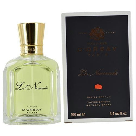 Buy Parfums D'orsay Le Nomade By Parfums D'orsay Eau De Parfum Spray 3.4 Oz at AuFreshScents.com.com