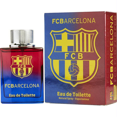 Fc Barcelona By Air Val International Edt Spray 3.4 Oz - AuFreshScents.Com