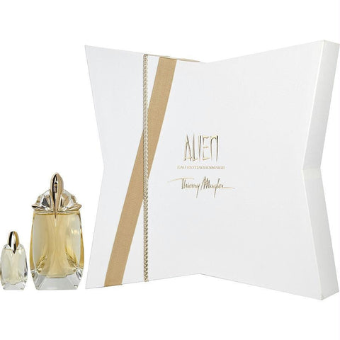 Thierry Mugler Gift Set Alien Eau Extraordinaire By Thierry Mugler - AuFreshScents.Com