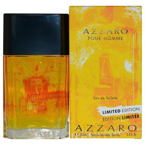 Azzaro Pour Homme Summer By Azzaro Edt Spray 3.4 Oz (2015 Edition) - AuFreshScents.Com