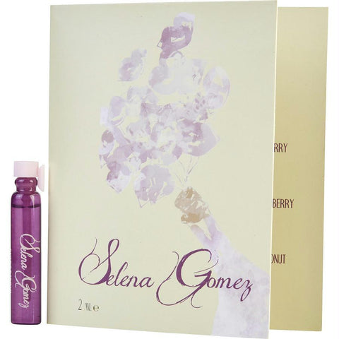 Buy Selena Gomez By Selena Gomez Eau De Parfum Vial Mini at AuFreshScents.com.com
