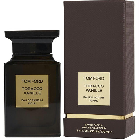 Tom Ford Tobacco Vanille By Tom Ford Eau De Parfum Spray 3.4 Oz - AuFreshScents.Com