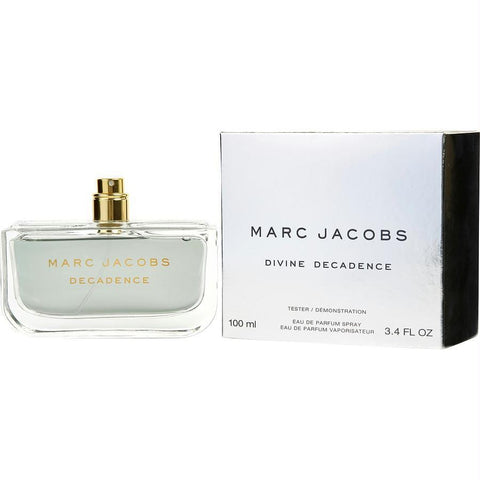 Buy Marc Jacobs Divine Decadence By Marc Jacobs Eau De Parfum Spray 3.4 Oz *tester at AuFreshScents.com.com