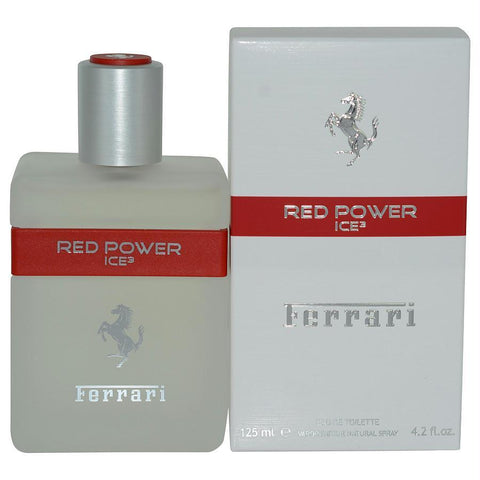 Ferrari Red Power Ice 3 By Ferrari Edt Spray 4.2 Oz - AuFreshScents.Com