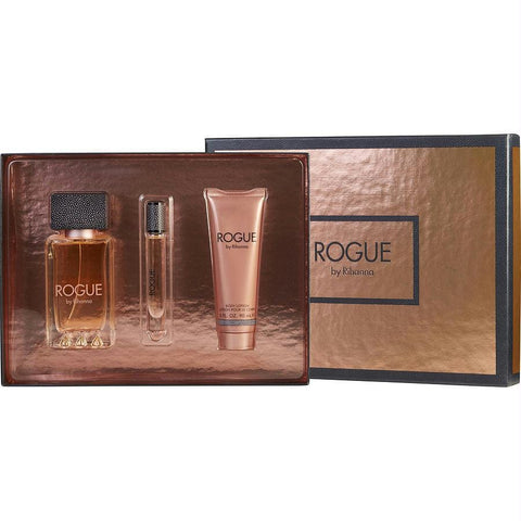 Rihanna Gift Set Rogue By Rihanna By Rihanna - AuFreshScents.Com