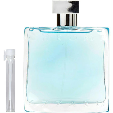 Chrome By Azzaro Edt .04 Oz Vial - AuFreshScents.Com