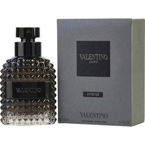 Valentino Uomo Intense By Valentino Eau De Parfum Spray 1.7 Oz - AuFreshScents.Com