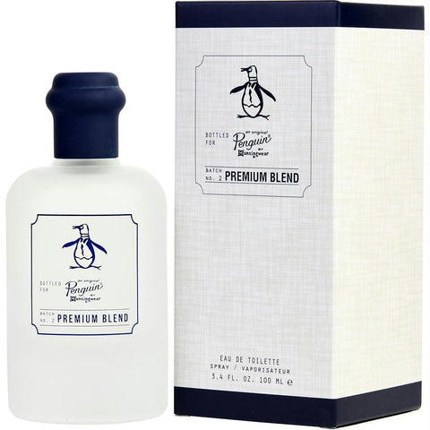 Buy Penguin Premium Blend By Original Penguin Edt Spray 3.4 Oz at AuFreshScents.com.com
