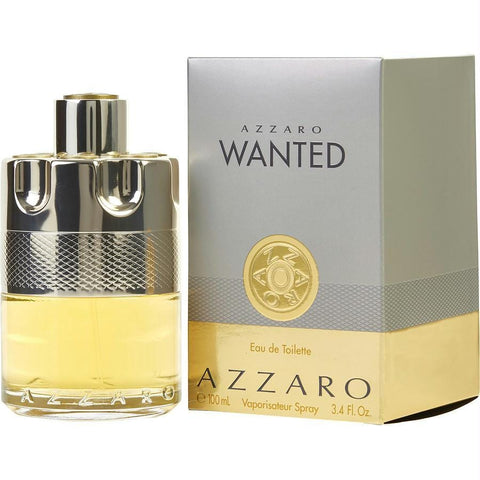 Azzaro Wanted By Azzaro Edt Spray 3.4 Oz - AuFreshScents.Com