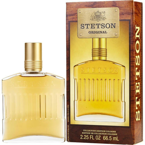Stetson By Coty Cologne 2.25 Oz (edition Collector's Bottle) - AuFreshScents.Com
