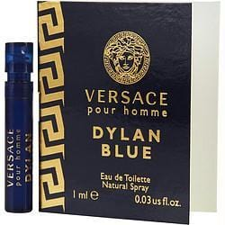 Versace Dylan Blue By Gianni Versace Edt Spray Vial - AuFreshScents.Com