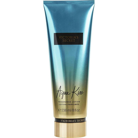 Victoria's Secret By Victoria's Secret Aqua Kiss Body Lotion 8 Oz - AuFreshScents.Com
