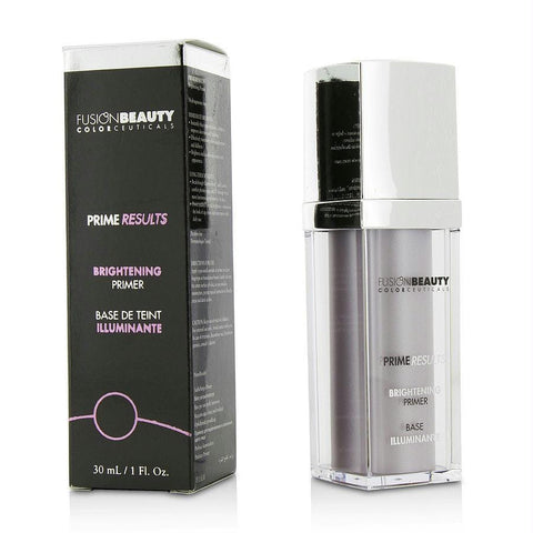 Fusion Beauty Prime Results Brightening Primer --30ml-1oz By Fusion Beauty - AuFreshScents.Com