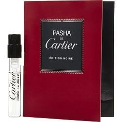 Pasha De Cartier Edition Noire By Cartier Edt Spray Vial - AuFreshScents.Com