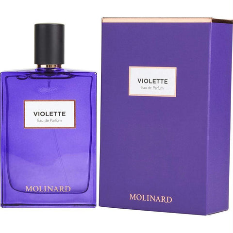 Molinard Violette By Molinard Eau De Parfum Spray 2.5 Oz - AuFreshScents.Com