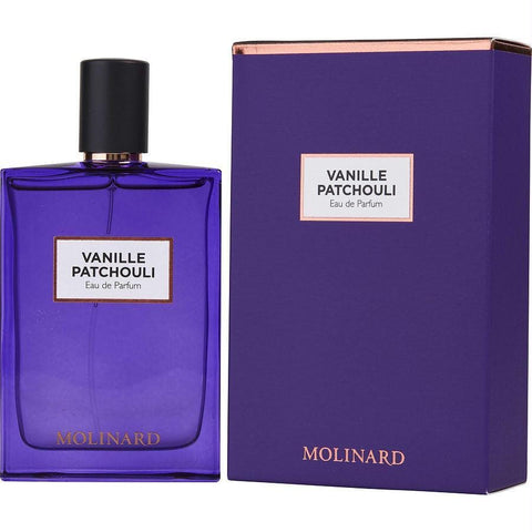 Molinard Vanille Patchouli By Molinard Eau De Parfum Spray 2.5 Oz - AuFreshScents.Com
