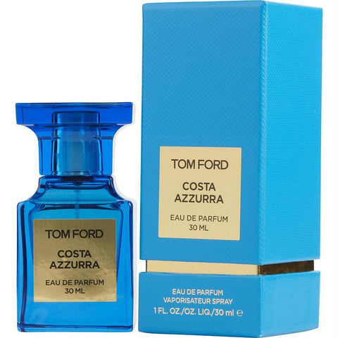 Tom Ford Costa Azzurra By Tom Ford Eau De Parfum Spray 1 Oz - AuFreshScents.Com