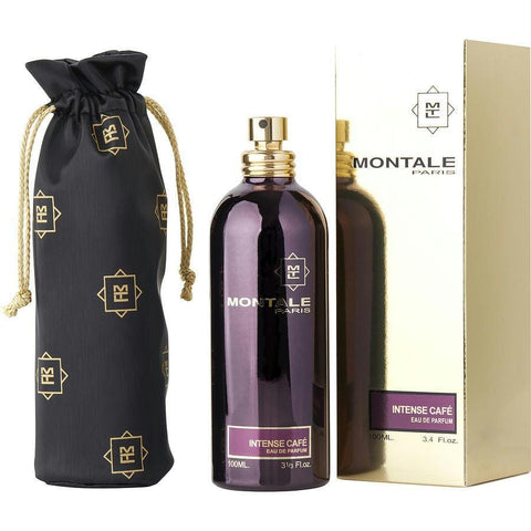 Montale Paris Intense Cafe By Montale Eau De Parfum Spray 3.4 Oz - AuFreshScents.Com