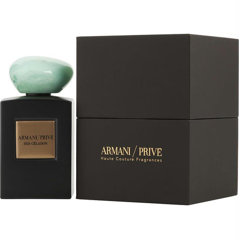 Armani Prive Iris Celadon By Giorgio Armani Eau De Parfum Spray 3.4 Oz - AuFreshScents.Com