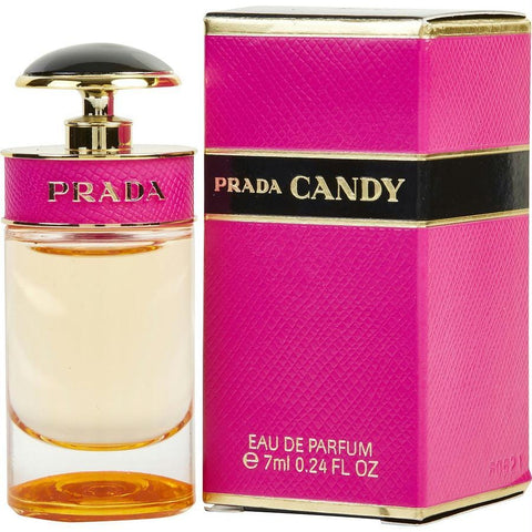 Prada Candy By Prada Eau De Parfum .24 Oz Mini - AuFreshScents.Com