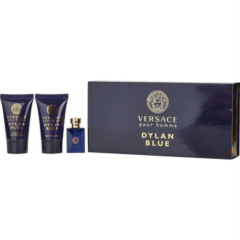 Buy Gianni Versace Gift Set Versace Dylan Blue By Gianni Versace at AuFreshScents.com.com