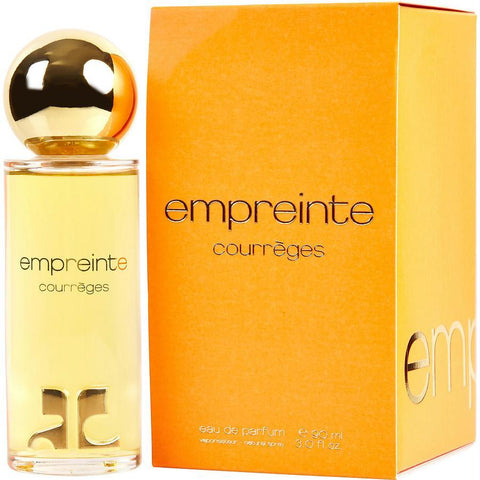 Courreges Empreinte By Courreges Eau De Parfum Spray 3 Oz - AuFreshScents.Com