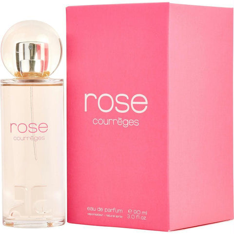 Courreges Rose By Courreges Eau De Parfum Spray 3.0 Oz - AuFreshScents.Com