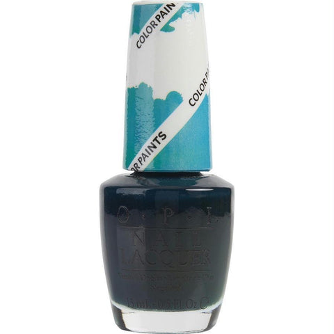 Opi Opi Turquoise Aesthetic Nail Lacquer P26--.5oz By Opi - AuFreshScents.Com