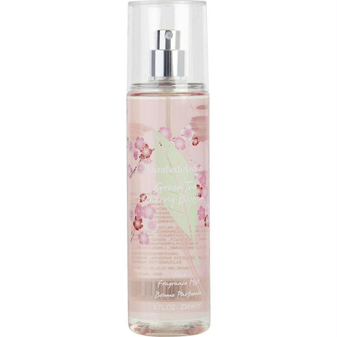 Buy Green Tea Cherry Blossom By Elizabeth Arden Body Mist 8 Oz at AuFreshScents.com.com