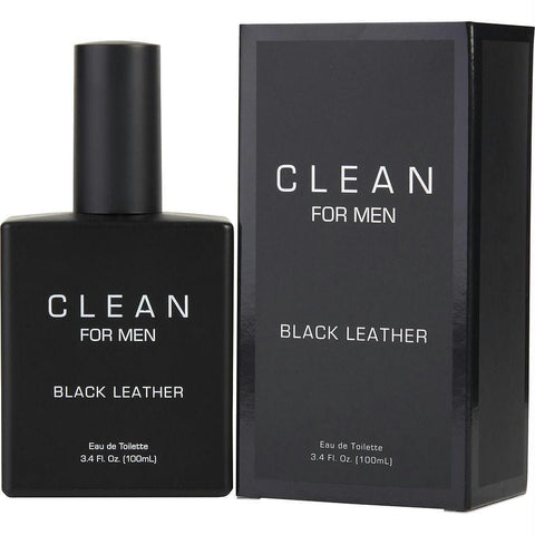 Buy Clean Black Leather By Dlish Edt Spray 3.4 Oz at AuFreshScents.com.com