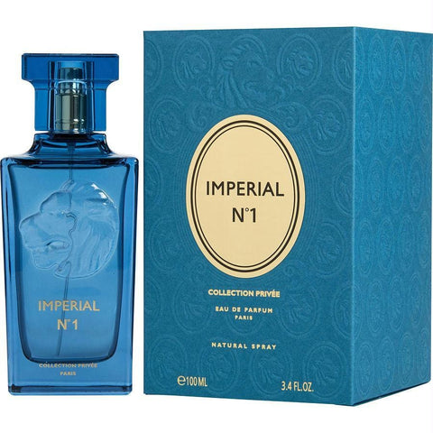 Buy Imperial No. 1 Blue By Collection Privee Eau De Parfum Spray 3.4 Oz at AuFreshScents.com.com
